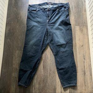 Torrid | High Rise Curvy Jeans 26 Tall